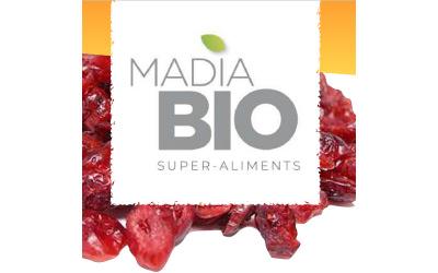Une rentrée sous le signe de la vitalité avec les super-aliments de Madia Bio