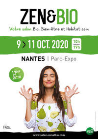 Salon Zen&Bio Nantes du 9 au 11 octobre 2020