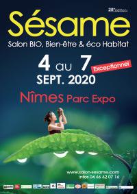 Salon Sésame du 04 au 07 septembre 2020 à Nîmes (30)