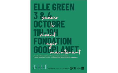 """Kering soutient """"ELLE Green"""""""