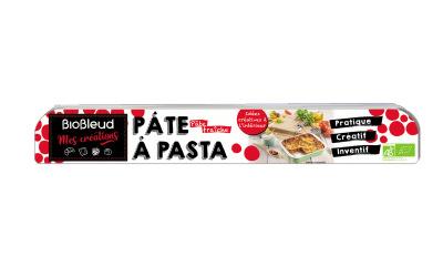 Biobleud lance la première « Pâte à Pasta » biologique