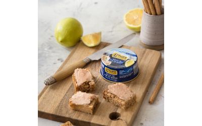 Délice foie de morue Phare d'Eckmühl sans huile et prêt à tartiner