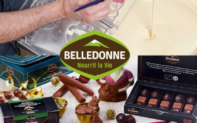 Chocolats de Noël Belledonne : élaborés avec passion pour faire vivre les traditions !