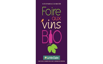 La Vie Claire : Foire aux vins 2020