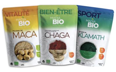 Un hiver cocooning avec les super-aliments et complément alimentaire de Madia Bio