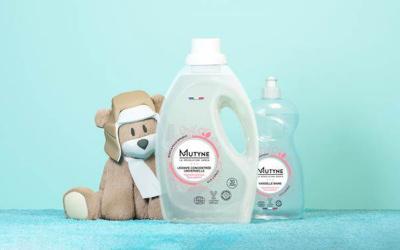 Mutyne, la lessive made in France idéale pour toute la famille !