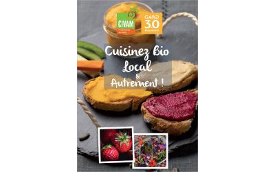 """Livret """"Cuisinez bio, local et autrement"""" : une édition Gardoise"""