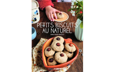 Petits biscuits au naturel par Sarah MEYER MANGOLD