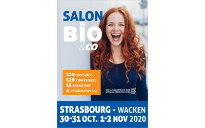 80 conférences au salon Bio&Co de Strasbourg-Wacken
