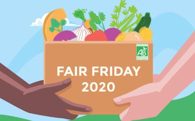 Fair Friday 2021 : Rutabago renouvelle sa collecte solidaire