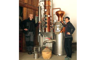 Distillerie du Champsaur