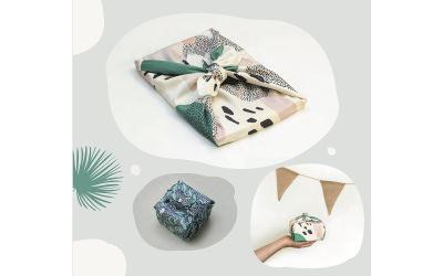 Emballages cadeaux, optez pour des versions écolos !