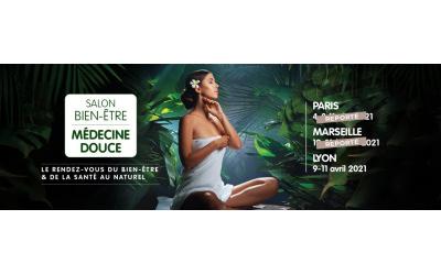 Salon Bien-être Médecine Douce Lyon aura lieu du 9 au 11 avril 2021