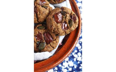 Cookies potimarron par Sarah Meyer