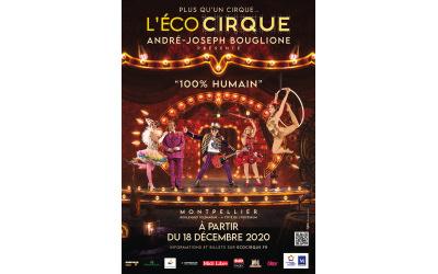 L'Écocirque : un cirque 100% humain !
