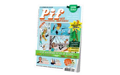 Retirage massif de Pif le Mag : épuisé de partout