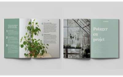 Veir Magazine, le mag des néo-jardiniers, sort son 4ème numéro !