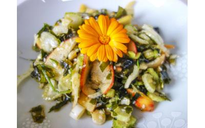 Salade marine par Croc' la Vie