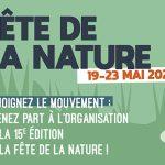 Appel à projets de la 15e édition de la Fête  de la Nature