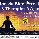 Salon du Bien Etre, Bio & Thérapies d'Ajaccio