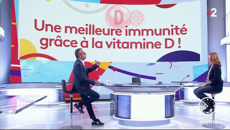 Une meilleure immunité grâce à la vitamine D