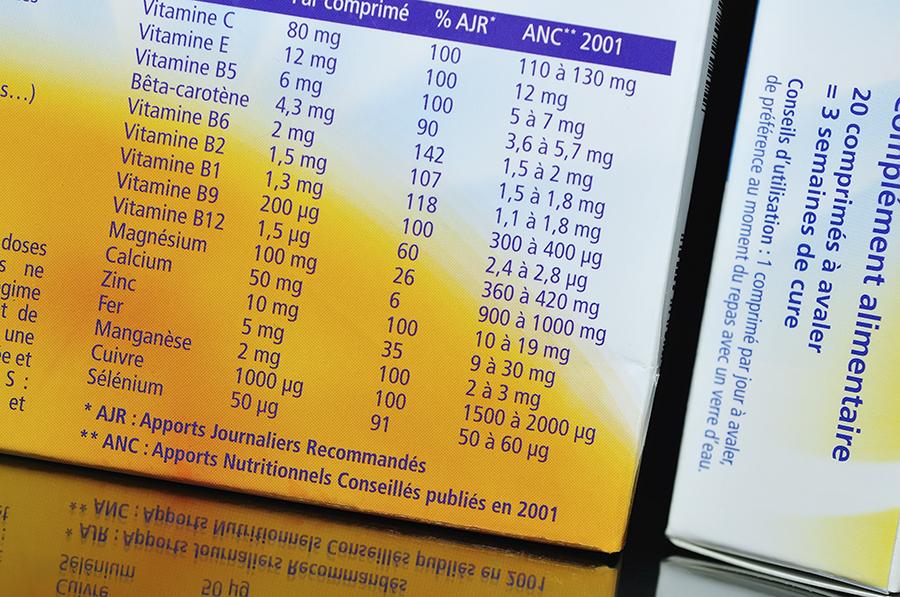 Compléments alimentaires : ce qu'il faut savoir par Bercy Infos