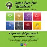 VIRTUELZEN - LES SALONS EN LIGNE - PERMANENT 3D - 365 Jrs - 7/7 - H24