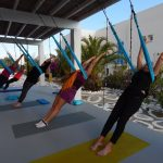 Stage de yoga aérien en Grèce 2021