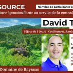 Séjour Conférences, Randonnées, Nutrition à la SOURCE : Les 5 piliers de la longévité avec David TAN