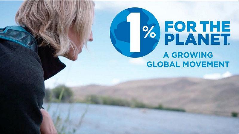1% for the Planet lance un appel au don