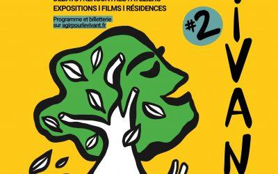 Festival Agir pour le vivant / 2ème édition à Arles du 22 au 29 août