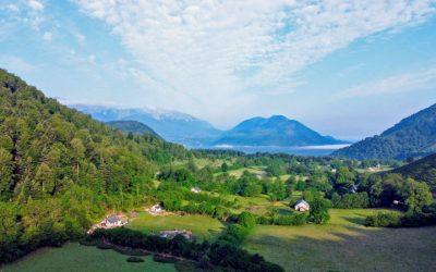 Cabanots : 2 écolodges dans la Vallée d'Ossau