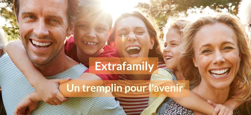 Extrafamily, une start-up de l'économie sociale et solidaire