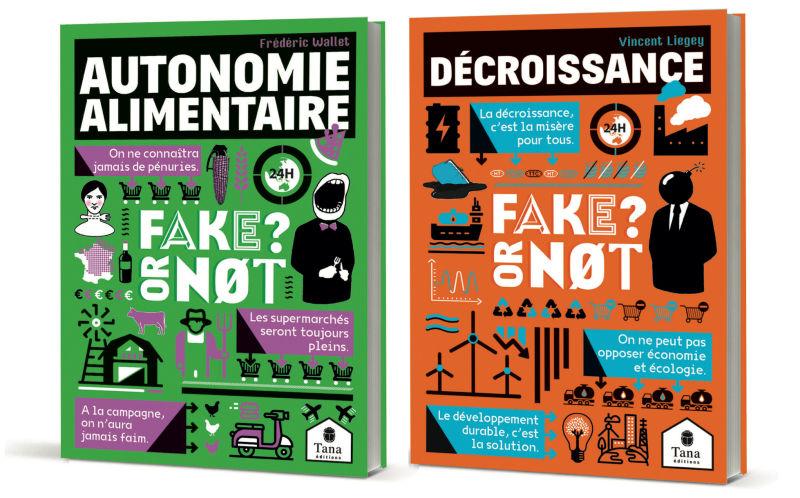 Fake or not ? : une collection qui décrypte les enjeux environnementaux faisant débat