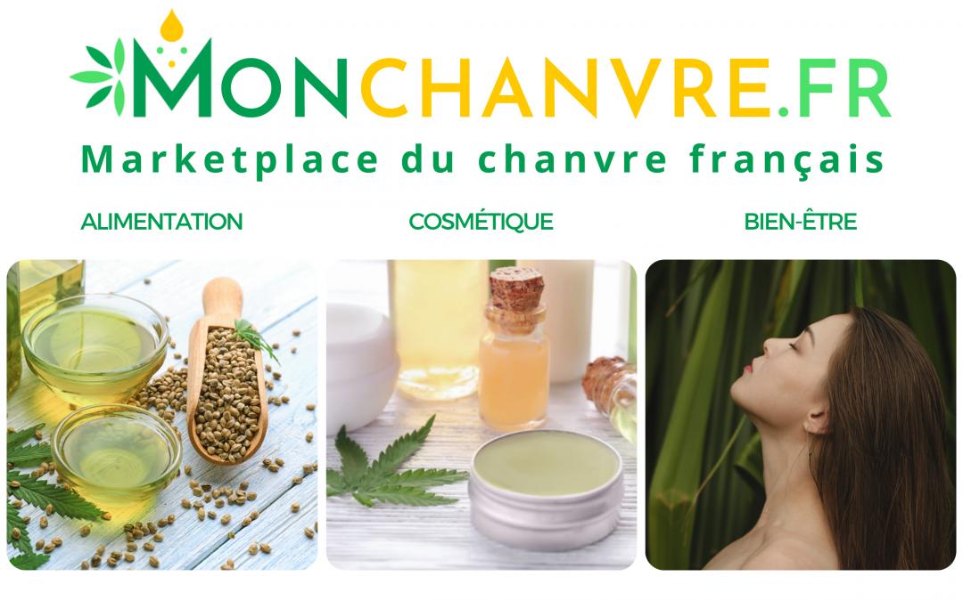 Monchanvre.fr, marketplace du chanvre français