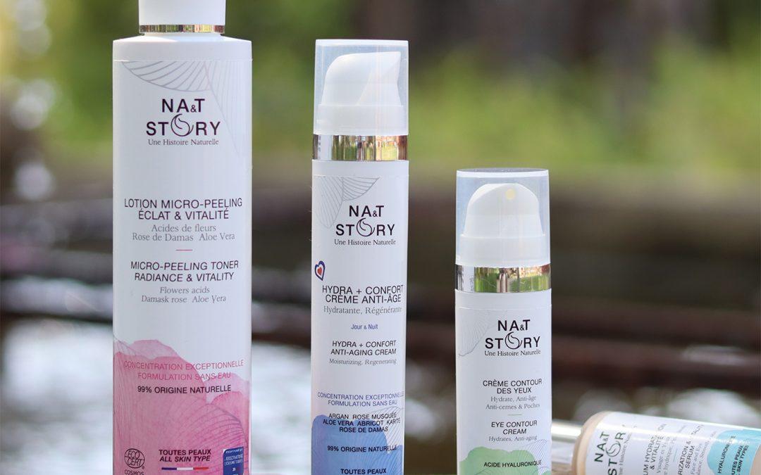 NA&T STORY Cosmétiques Naturels Certifiés Bio à Aix-en-Provence
