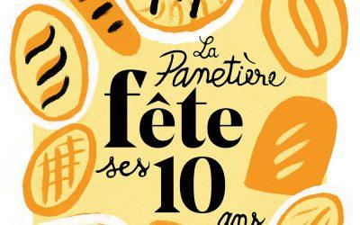 Boulangerie bio et artisanale : La Panetière des Hameaux fête ses 10 ans