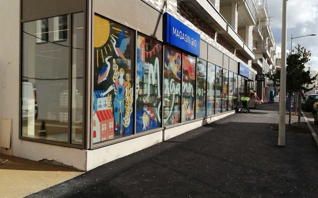 Nouveau magasin bio de quartier : Les Hameaux Bio ont ouvert leur 9ème boutique à Nantes